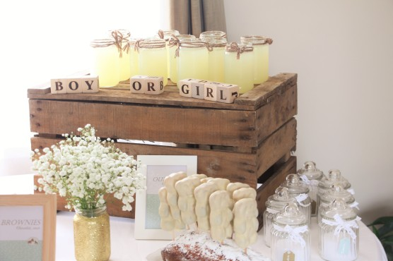 Citronnade Babyshower